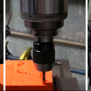 How to countersink a bolt